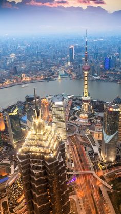 Shanghai, China-absolutely AMAZING can't wait to go back in 10 years to see  how much it will have changed.