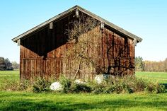 Log Cabin, Hut, Wood, Scale