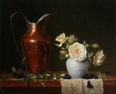 Artist Elizabeth Pruitt | Elizabeth Robbins Pruitt - Still Life Artist and Portrait Painter