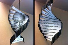 Philip Larkin poem—This be the Verse. By Lisa Reddick, 2011 Philip Larkin Poems, University Of Kent, Male Hands, Lisa, Graphic Design, Visual Communication