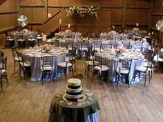 Hayloft theater wedding