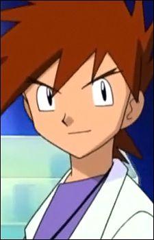 Pokemon Anime Characters, Fictional Characters, Gary Pokemon, Gary Oak, Bitch, Original Pokemon, Pokemon Pictures, Origins, Sonic The Hedgehog