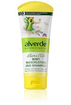 alverde Kleine Elfe Waschlotion und Shampoo Inci ottimo, per corpo e capelli