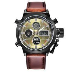 Reloj para caballero tipo militar/sport XINEW Análogo/Digital