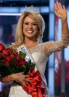Teresa Scanlan - Miss America 2011