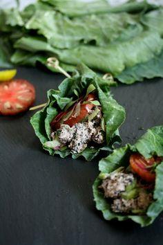 Vegan Tuna Salad Col