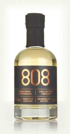 8O8 Whisky (808) (20cl)