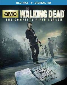 This set contains every episode from season five of THE WALKING DEAD, the long-running AMC series starring Andrew Lincoln as Rick, a small-town Georgia cop who helps lead a band of survivors on a seem