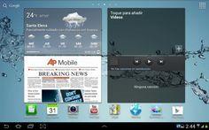 Ice Cream Sandwich comienza a llegar a los usuarios del Samsung Galaxy Tab 10.1 WiFi en Reino Unido  http://www.xatakandroid.com/p/86198