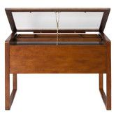 """Found it at Wayfair - Ponderosa 42"""" W x 24"""" D Drafting Table for J's room"""