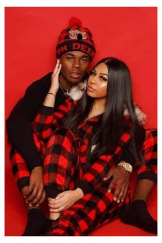 Glam Photoshoot, Photoshoot Themes, Couple Photoshoot Poses, Black Love Couples, Cute Couples Goals, Couple Goals, Christmas Pictures Outfits, Christmas Pics, Christmas Couple