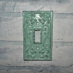 slate switch plate light switch wall outlet double toggle recycled reclaimed vermont slate