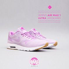 #nike #air #airmax #airmaxone #airmax1 #ultra #jacquard #sneakerbaas #baasbovenbaas  Nike Air Max 1 Ultra Jacquard - Now available - Priced at 149,95 Euro  For more info about your order please send an e-mail to webshop #sneakerbaas.com!