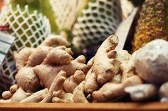 #Zenzero, ti amo. Candito, anche crudo. Ti ho mangiato anche nei ravioli. Sei così maledettamente orientale!  Preso da www.iliguria.net