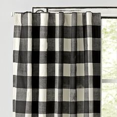best 25 buffalo check curtains ideas on pinterest gingham curtains buffalo plaid curtains. Black Bedroom Furniture Sets. Home Design Ideas