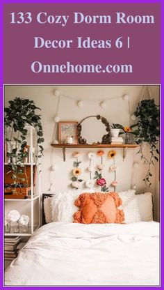 Dorms might be smalll, but that doesn't suggest they need to be uninteresting. Examine out these 10 DIY Dorm Decor ideas to get the coolest dormitory ...
