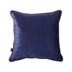 Bellini velour cushions really feel as good as they look! This range from Scatter Box comprise of luxurious soft velour cushions. The cushions are available in a spectrum of colours to suit a variety of interior styles & sizes 45cm x 45cm & 58cm x 58cm