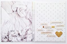 Project Life: June Pages | the single girl's scrapbook