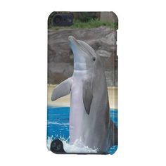 Dancing Dolphin /i-pod touch iPod Touch (5th Generation) Case | Zazzle