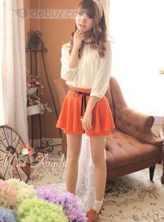 熱い販売韓国スタイルショーツ