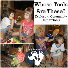 Whose Tools Are These? - 3Dinosaurs.com