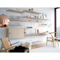 String side panels | Storage & Shelving | Furniture | Shop | Skandium