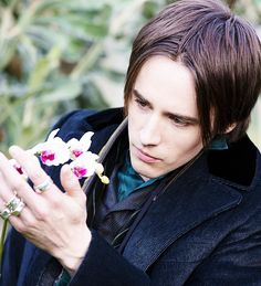 Reeve Carney as Dorian Gray on Penny Dreadful