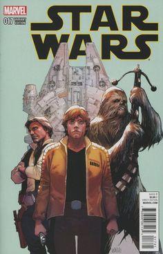 Marvel - Star Wars (2015) #17 - Leinil Francis Yu Variant Cover