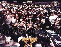 Dallas Stars 1998-1999 Dream Team
