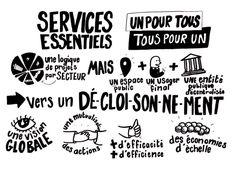Les services essentiels : un pour tous, tous pour un