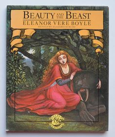Beauty and the Beast Retold by Elizabeth Rudd with illustrations by Eleanor Vere Boyle