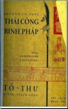 Thái Công Binh Pháp (NXB Khai Trí 1967) - Khương Lữ Vọng, 150 Trang