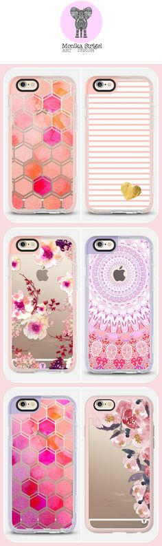 SPRING IS HERE ! With these cute pastel cases you are ready for spring ! #pastel…