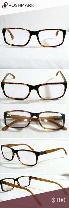 8af87607a3a1 Versace RX Eyeglasses Versace RX Eyeglasses. Animal Print Plastic Frame