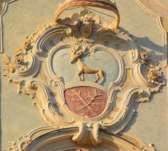 Орнамент и стиль в ДПИ - Декор церкви Иоанна Крестителя в Черво, Лигурия, Италия