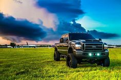 Powerstroke Sunset