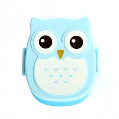 Kawaill Children gifts candy color Cartoon Owl Bento Lunch Box Food Storage Container Fruit Portable Picnic Food safe container #clothing,#shoes,#jewelry,#women,#men,#hats,#watches,#belts,#fashion,#style