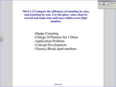 This product consists of the projectable pieces for the NYS Engage New York First Grade Math Module 4. It contains the projectable material for lessons 1-10 and 13-22. **Many of these lessons have been combined due to repetitiveness of consecutive lessons and time restraints within the school year.