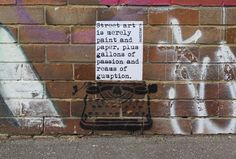 WRDSMTH Drops Words Of Wisdom In Melbourne, Australia from Mike Rigby (@wehelp_you_grow) | Twitter