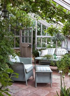 lovely conservatory