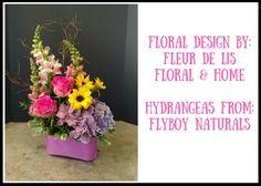 Hydrangeas - Wedding Arbors, Arches, Altars and More! Wedding Arbors, Garden Wedding, Hydrangea Flower, Hydrangeas, Seasonal Flowers, Altars, Pink Peonies, Rose Petals, White Roses