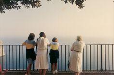 Luigi Ghirri - Capri, 1981 – serie Paesaggio italiano - project print - 5.7 x 8.5 cm - © Eredi di Luigi Ghirri - Courtesy Fondo di Luigi Ghirri