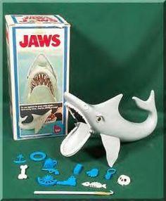 Had this game as a kid. Bruce the Shark here was perfect for devouring GI Joe and his vaunted Adventure Team. My Childhood Memories, Childhood Toys, Great Memories, Vintage Games, Vintage Toys, Vintage Stuff, Gi Joe, 80s Kids, Kids Tv