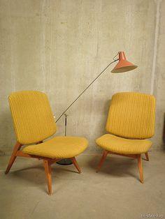 Retro #stoel #Vintage #stoel More