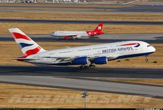 Airbus A380-841 aircraft picture