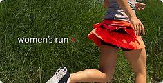 Run in a skirt