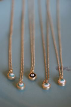The evil eye is said to offer protection to the person wearing it. This would be perfect for a person embarking on a new adventure in their life and discovering who it is that they really want to be..