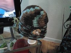 "Customized Head Gear, many styles and colors!! Lady Crochet ""The Brand""!!!"