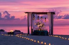 The Caribbean - With hurricane season over by late November, the islands are one of your best bets for ideal weather when it comes to a beach wedding. Go to Grand Cayman for the pristine white sand and quiet scene—and besides, who doesn't want to get married at the Ritz (which just remodeled its ballroom, the largest in the Cayman Islands)? Or choose Turks and Caicos, known for having one of the best beaches in the world, and have your special day at Parrot Cay, which is set on its own…