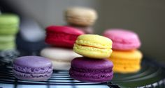 March 20th is the Official Annual Macaroon Day in France!